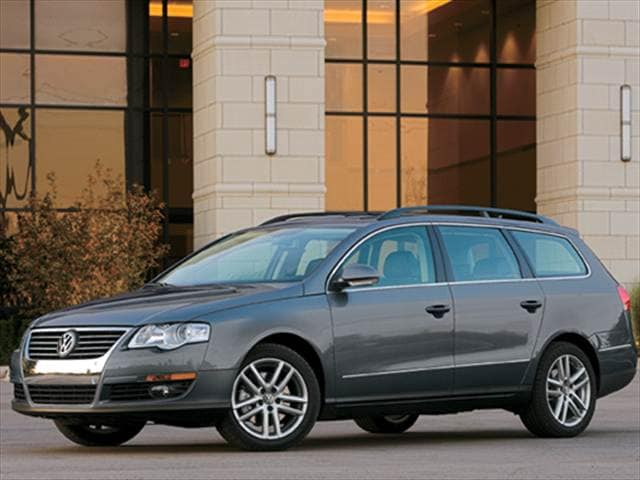 Most Popular Wagons of 2009 - 2009 Volkswagen Passat