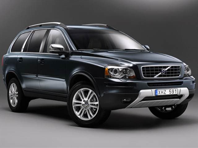 Highest Horsepower Crossovers of 2009 - 2009 Volvo XC90