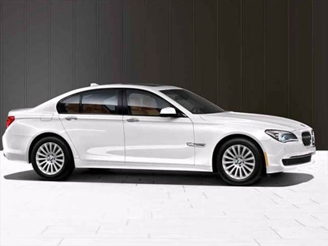 Highest Horsepower Sedans of 2010 - 2010 BMW 7 Series