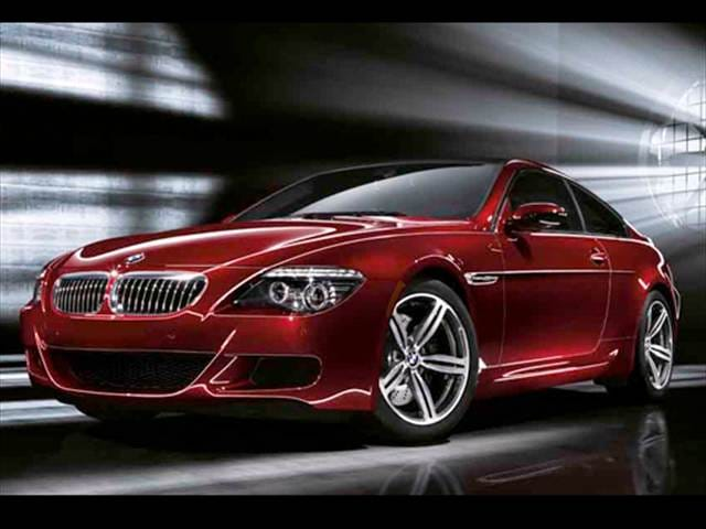 Top Consumer Rated Coupes of 2010 - 2010 BMW M6