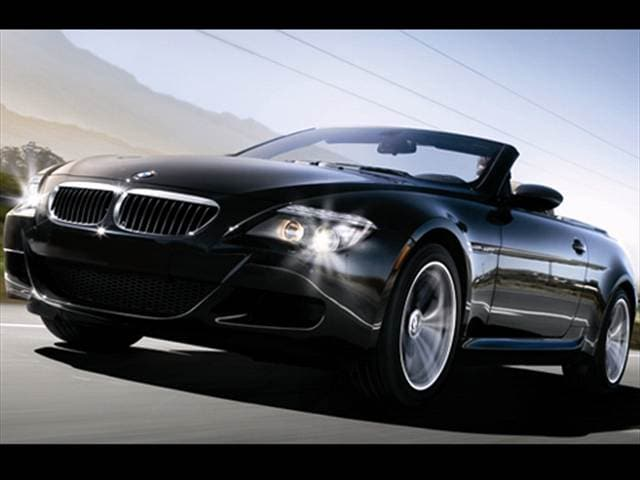 Top Consumer Rated Convertibles of 2010 - 2010 BMW M6