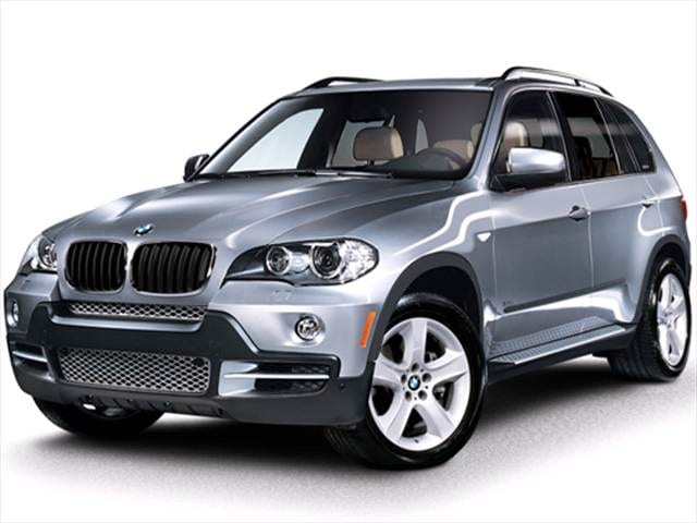 Highest Horsepower Crossovers of 2010 - 2010 BMW X5