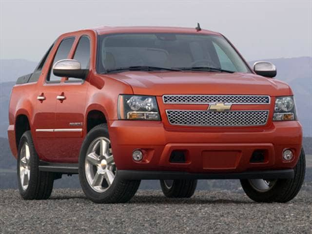Top Consumer Rated Trucks of 2010 - 2010 Chevrolet Avalanche