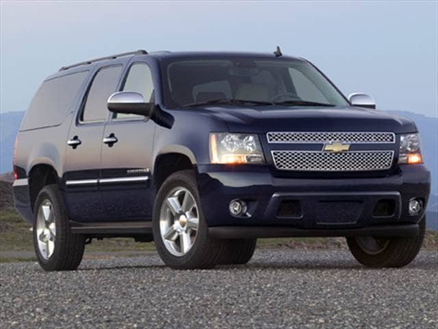 used 2010 chevrolet suburban 2500 lt sport utility 4d pricing