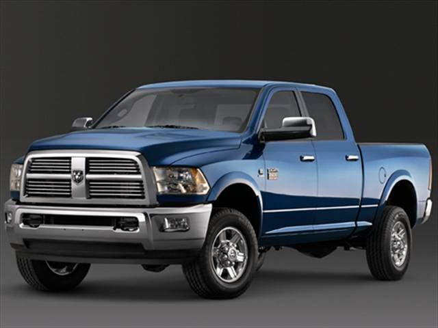 Top Consumer Rated Trucks of 2010 - 2010 Dodge Ram 3500 Crew Cab