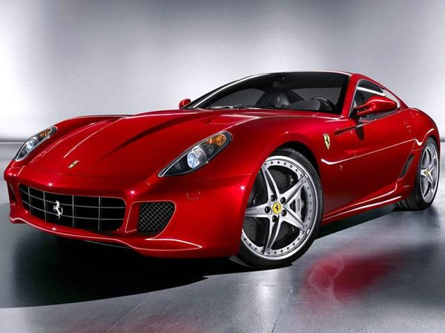 Highest Horsepower Coupes of 2010 - 2010 Ferrari 599 GTB Fiorano