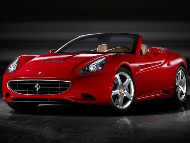 2010 Ferrari California Convertible 2D Used Car Prices ...