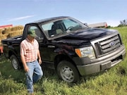 2010-Ford-F150 Regular Cab