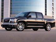 2010-GMC-Canyon Crew Cab