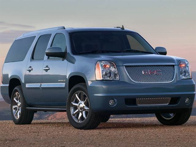 Highest Horsepower SUVs of 2010 - 2010 GMC Yukon XL 1500