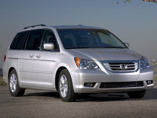 Most Fuel Efficient Vans/Minivans of 2010