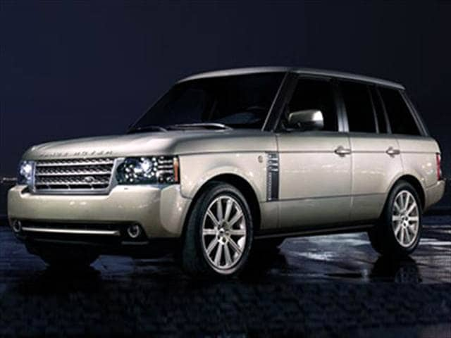 Used 2010 Land Rover Range Rover Hse Sport Utility 4d