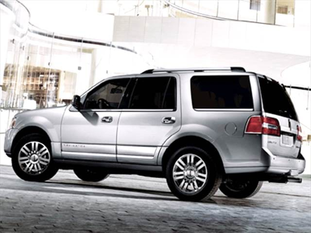 Top Consumer Rated SUVs of 2010