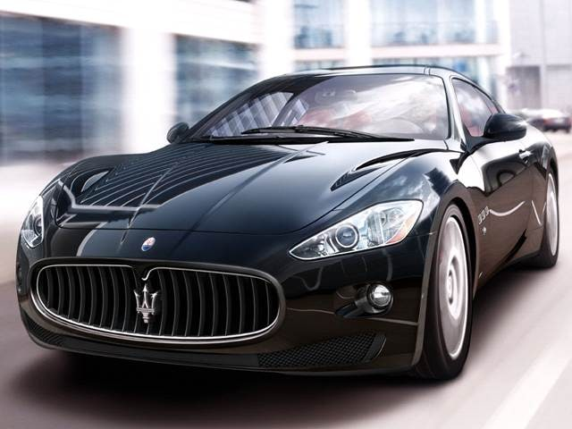 2010 Maserati Granturismo Coupe 2d Used Car Prices