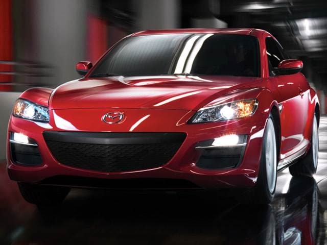 Most Popular Coupes of 2010 - 2010 Mazda RX-8