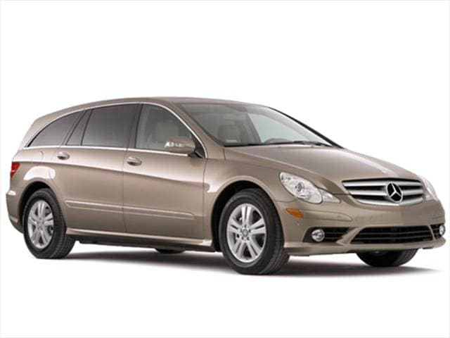 Highest Horsepower Wagons of 2010 - 2010 Mercedes-Benz R-Class