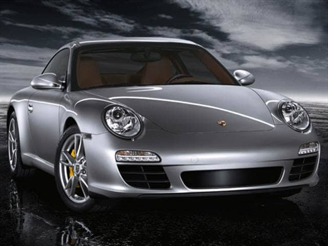 Top Consumer Rated Coupes of 2010 - 2010 Porsche 911