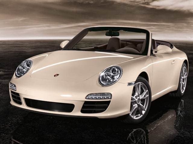 Top Consumer Rated Convertibles of 2010 - 2010 Porsche 911