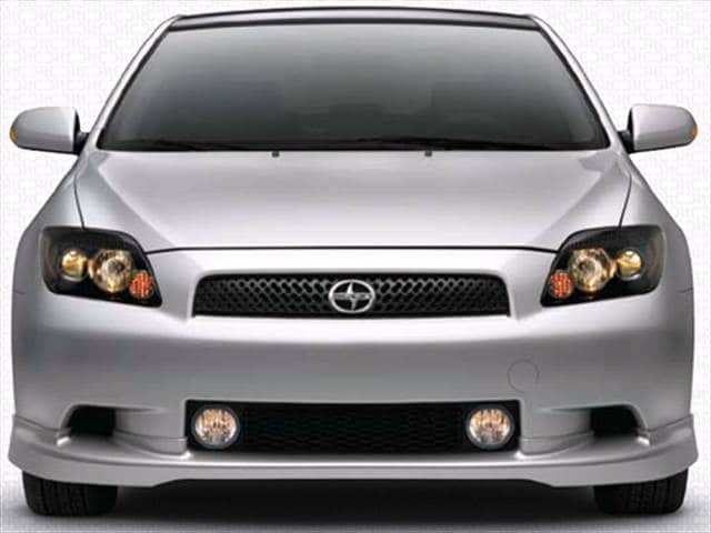 Most Popular Coupes of 2010 - 2010 Scion tC