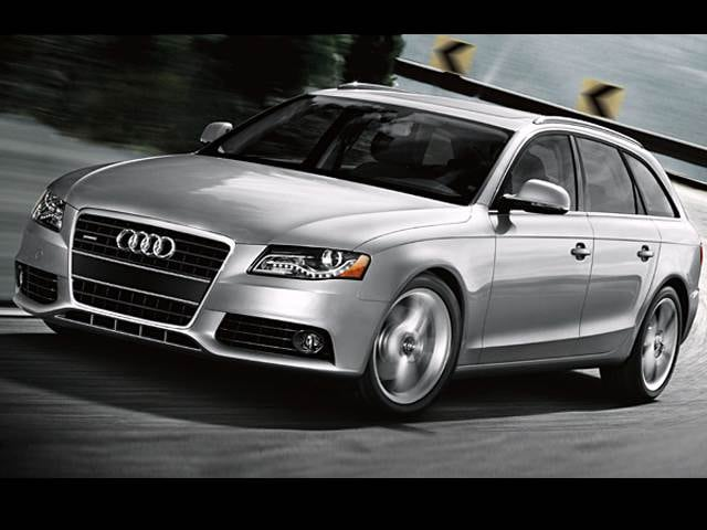 Best Safety Rated Wagons of 2011 - 2011 Audi A4