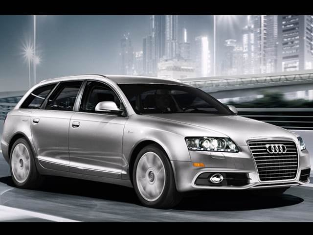 Top Consumer Rated Wagons of 2011 - 2011 Audi A6