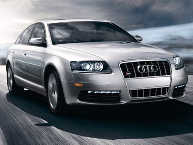 Top Consumer Rated Luxury Vehicles of 2011 - 2011 Audi S6