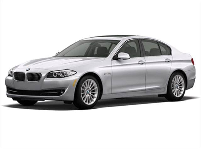 Best Safety Rated Sedans of 2011 - 2011 BMW 5 Series