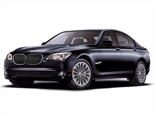 Highest Horsepower Hybrids of 2011 - 2011 BMW 7 Series