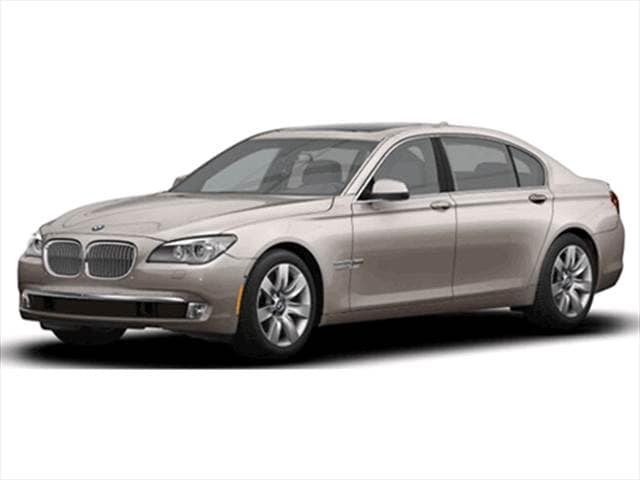 Highest Horsepower Sedans of 2011 - 2011 BMW 7 Series