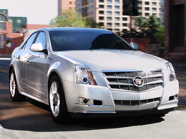 Instant Car Offer >> Used 2011 Cadillac CTS Sedan 4D Pricing | Kelley Blue Book