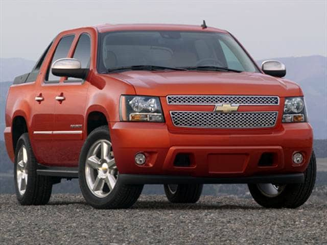 Top Consumer Rated Trucks of 2011 - 2011 Chevrolet Avalanche