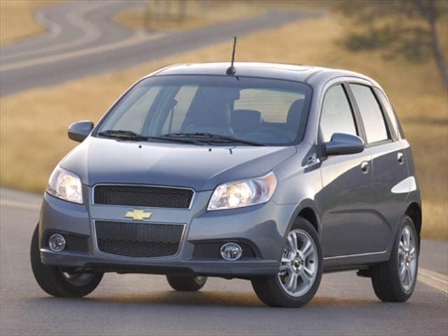 2011 Chevrolet Aveo5 Lt Hatchback Sedan 4d Used Car Prices