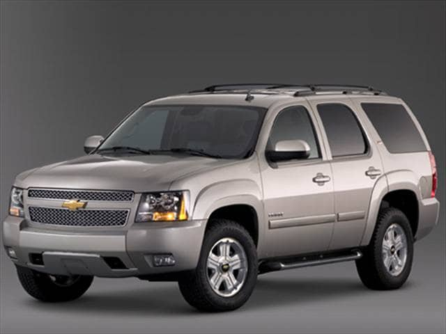 Best Safety Rated SUVs of 2011 - 2011 Chevrolet Tahoe