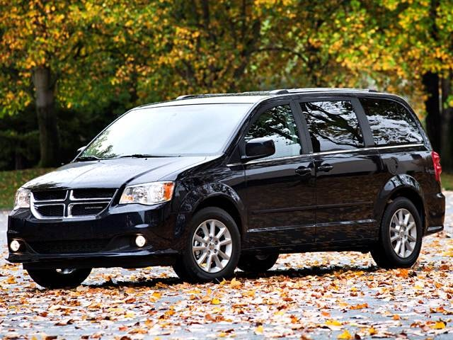 Most Fuel Efficient Vans/Minivans of 2011 - 2011 Dodge Grand Caravan Passenger