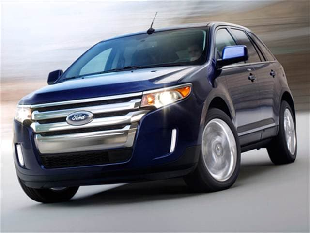Most Popular SUVs of 2011 - 2011 Ford Edge