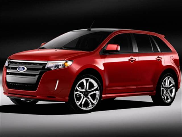 Best Safety Rated Crossovers of 2011 - 2011 Ford Edge