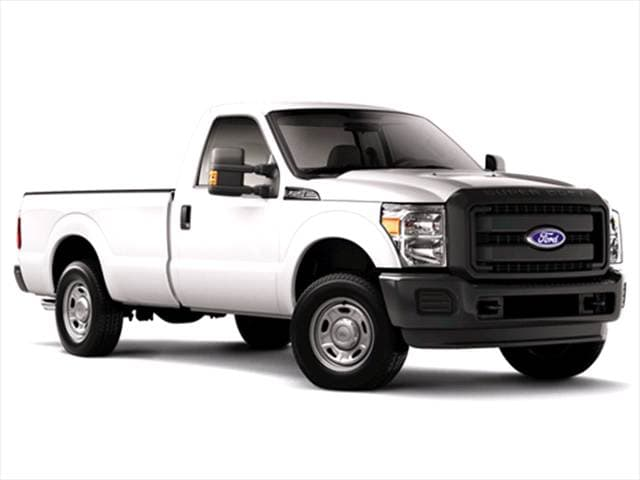 Top Expert Rated Trucks of 2011 - 2011 Ford F250 Super Duty Regular Cab