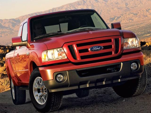 Most Popular Trucks of 2011 - 2011 Ford Ranger Super Cab