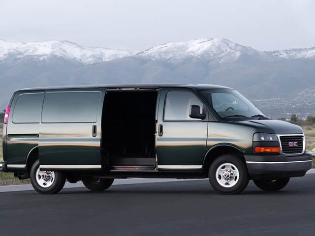Top Consumer Rated Vans/Minivans of 2011 - 2011 GMC Savana 1500 Cargo