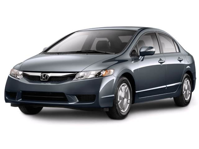 Most Fuel Efficient Sedans of 2011 - 2011 Honda Civic