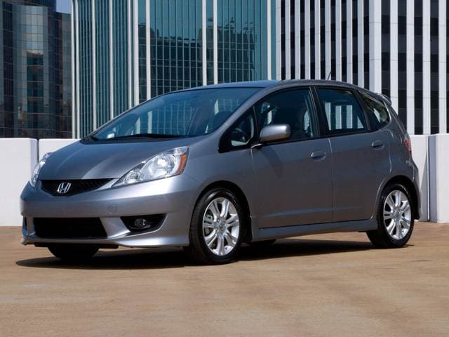 Top Expert Rated Hatchbacks of 2011 - 2011 Honda Fit