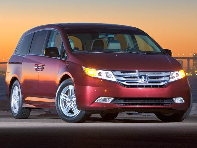 Most Fuel Efficient Vans/Minivans of 2011 - 2011 Honda Odyssey