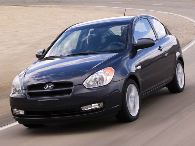 Most Fuel Efficient Coupes of 2011 - 2011 Hyundai Accent