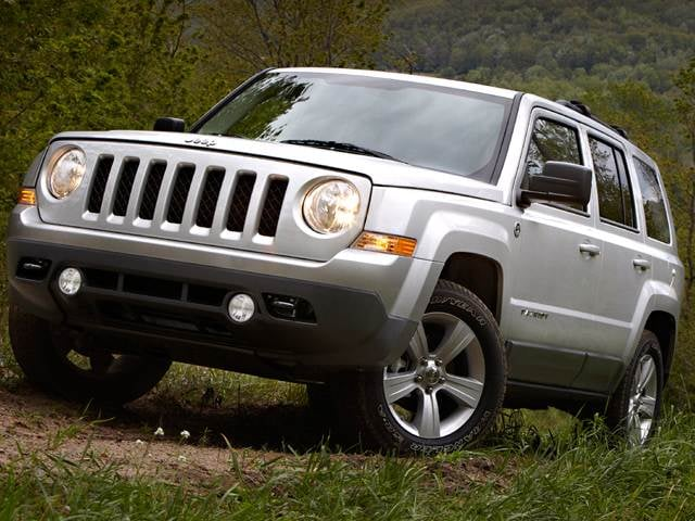 Most Popular Crossovers of 2011 - 2011 Jeep Patriot