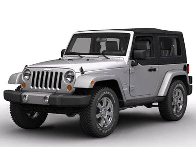 Used 2011 Jeep Wrangler 70th Anniversary Sport Utility 2D