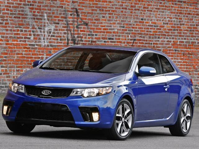 Most Fuel Efficient Coupes of 2011 - 2011 Kia Forte
