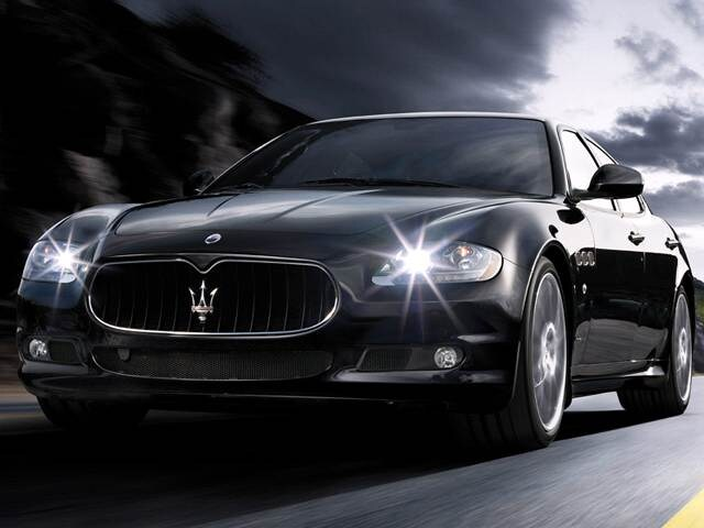 Top Consumer Rated Sedans of 2011 - 2011 Maserati Quattroporte