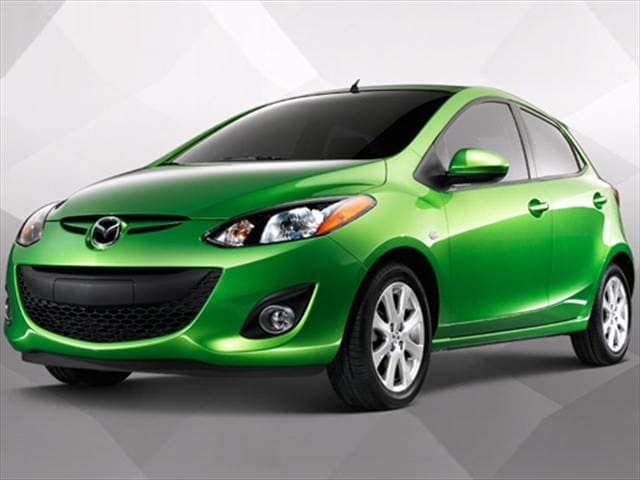 Most Fuel Efficient Hatchbacks of 2011