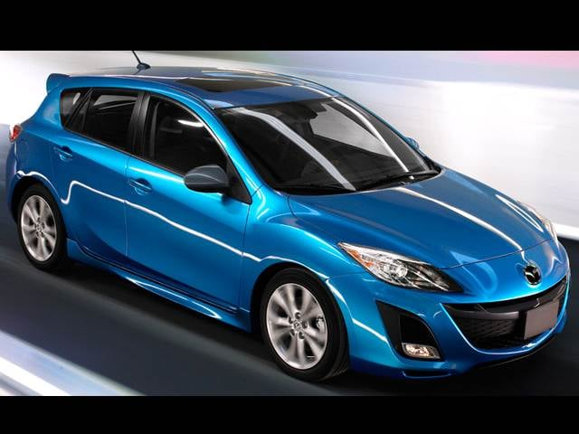 Best Safety Rated Hatchbacks of 2011  Kelley Blue Book