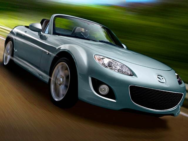 Most Popular Convertibles of 2011